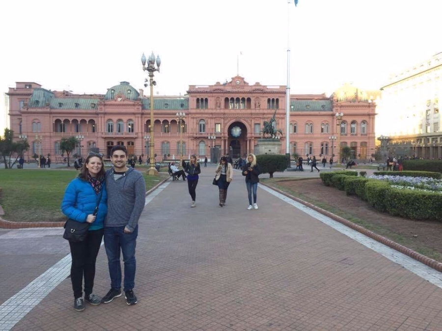 Buenos Aires things to do - Casa Rosada